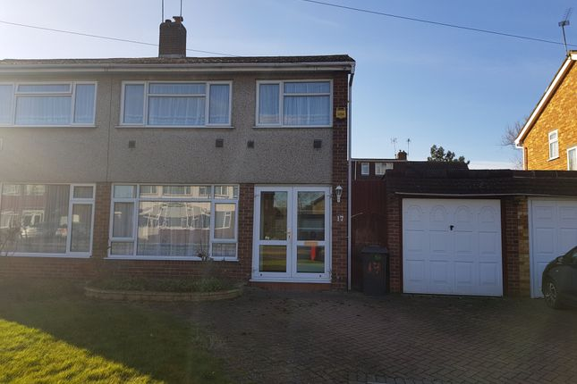 Thumbnail Property to rent in Raymond Close, Colnbrook, Slough
