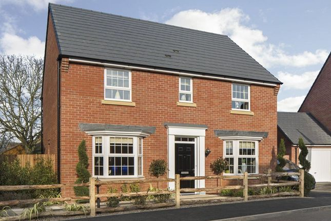 """Thumbnail Detached house for sale in """"Bradgate"""" at Market Road, Thrapston, Kettering"""