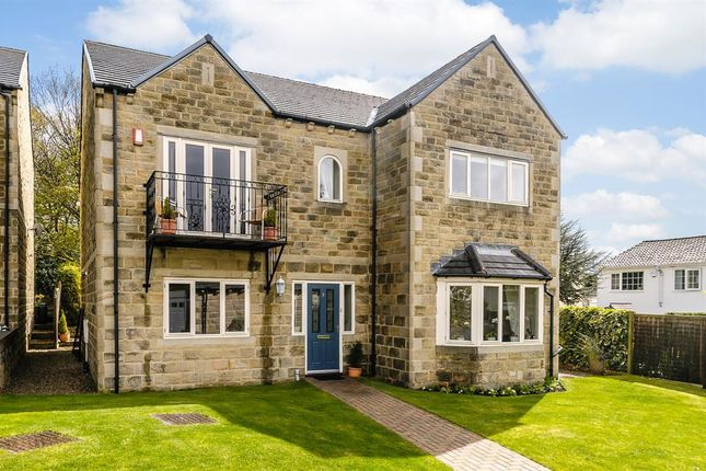 Thumbnail Detached house for sale in The Glade, Baildon, Shipley