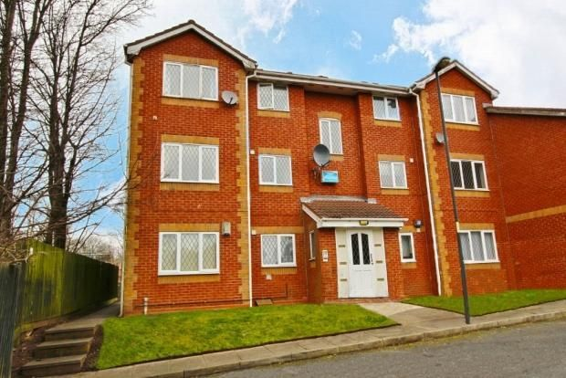 Thumbnail Flat for sale in Signal Grove, Bloxwich