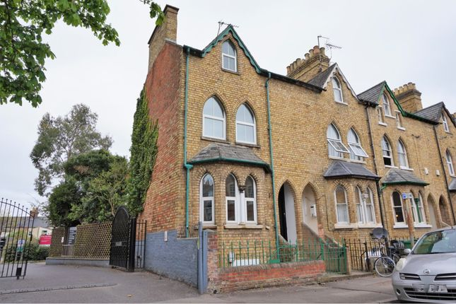 Thumbnail Maisonette for sale in 55 Marston Street, Oxford