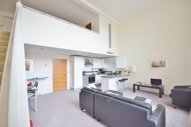 Thumbnail Flat to rent in Engine House, Shaddon Mill, Carlisle