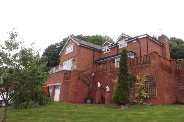 Thumbnail Detached house to rent in Lon Y Berllan, Abergele