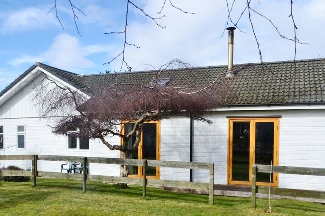 Thumbnail Detached bungalow for sale in Findhorn, Forres