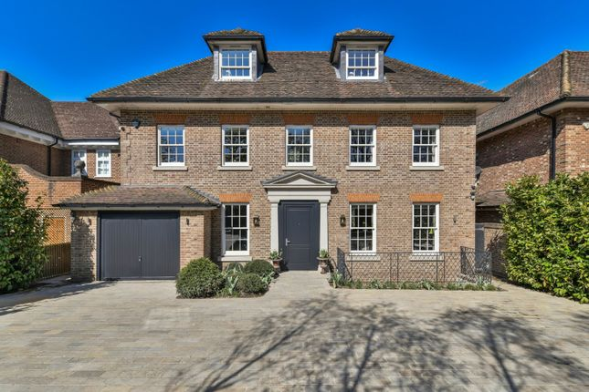 Thumbnail Detached house for sale in Priory Lane, Roehampton, London