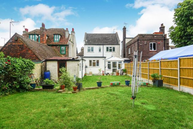 Rear Garden of High Street, Queenborough, Sheerness ME11