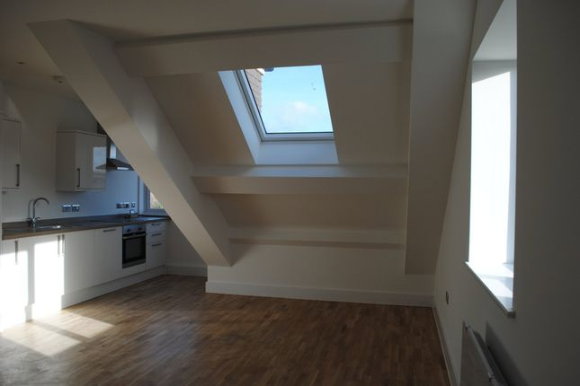 Thumbnail Flat to rent in Providence House, Bartley Way, Hook