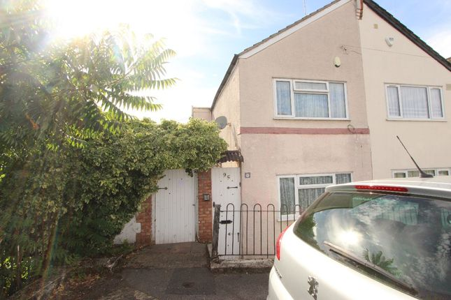 Thumbnail End terrace house for sale in Bradley Road, Enfield