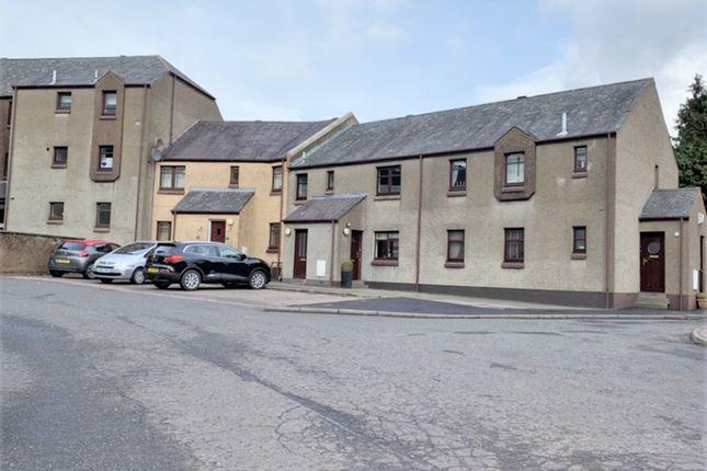 Thumbnail Flat for sale in Wellhead Court, Lanark
