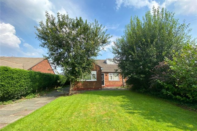 Thumbnail Bungalow for sale in Malvern Avenue, Hindley Green, Wigan