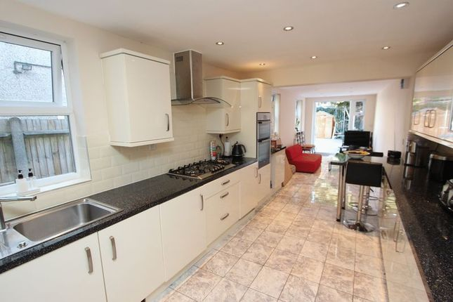 Thumbnail Terraced house to rent in Leathwell Road, Deptford