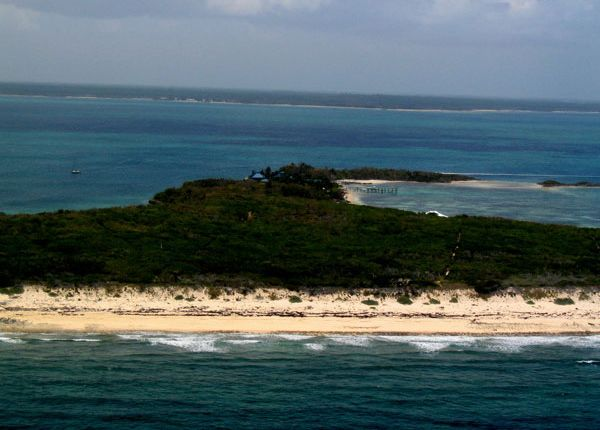 Tilloo Cay, Abaco, The Bahamas