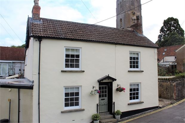 Thumbnail Cottage for sale in Church Street, Banwell, North Somerset.