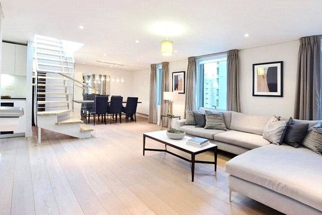 Thumbnail Flat to rent in Merchant Square, East Harbet Road, London