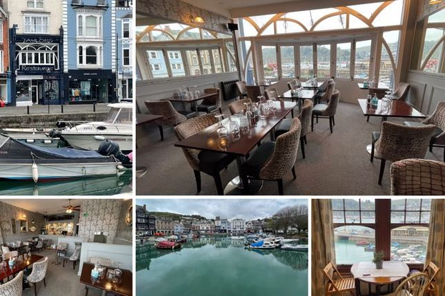 Thumbnail Restaurant/cafe for sale in The Quay, Dartmouth