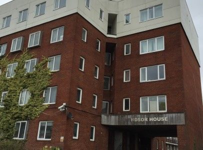 Thumbnail Flat to rent in 1 Canal Walk, Portsmouth