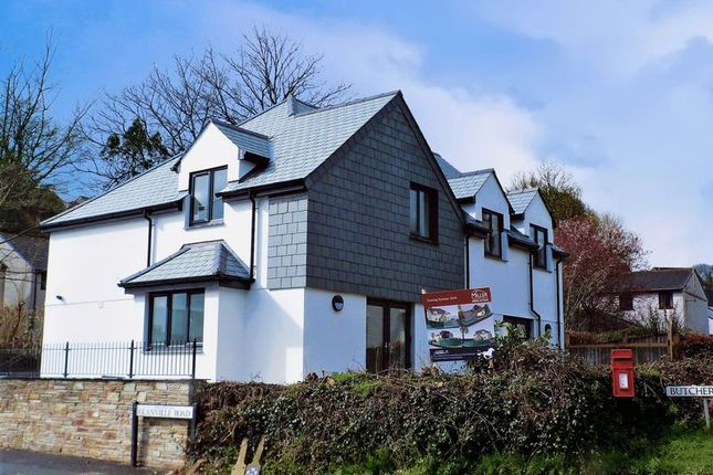 Thumbnail Semi-detached house for sale in Glanville Road, Tavistock