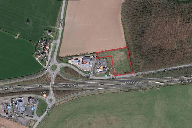 Thumbnail Land for sale in Singing Kettle, St Asaph Road, Holywell, North Wales