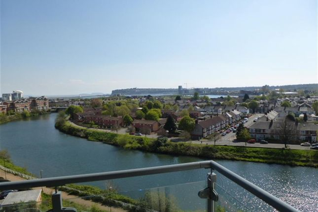 Thumbnail Flat for sale in Overstone Court, Cardiff