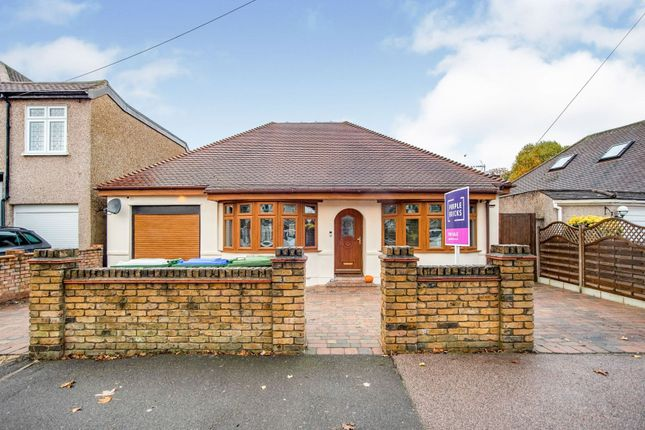 Thumbnail Detached bungalow for sale in Heversham Road, Bexleyheath