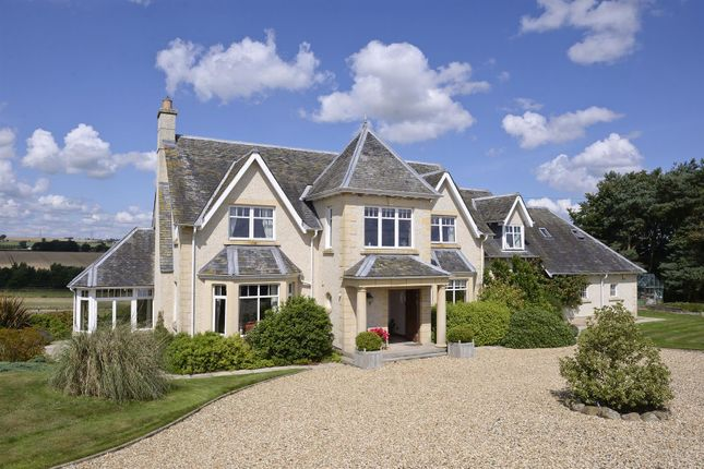 Thumbnail Detached house for sale in Goshielaw, Belmont, Kelso