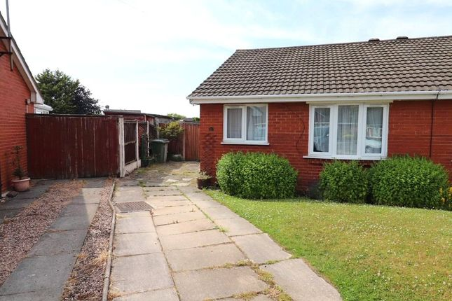 Thumbnail Bungalow for sale in Pennystone Close, Wirral