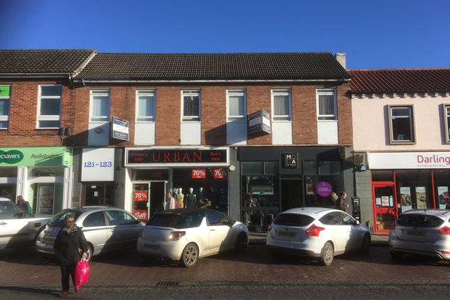 Thumbnail Retail premises to let in 122 High Street, Northallerton, North Yorkshire
