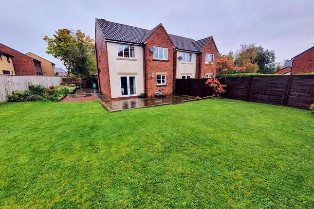Thumbnail Detached house for sale in Haycock Lane, Carlisle