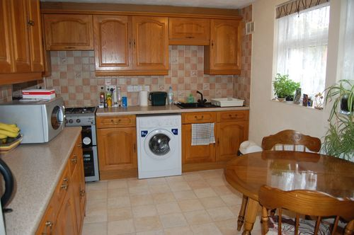 Thumbnail Terraced house to rent in Bonville Close, Whipton, Exeter, Devon