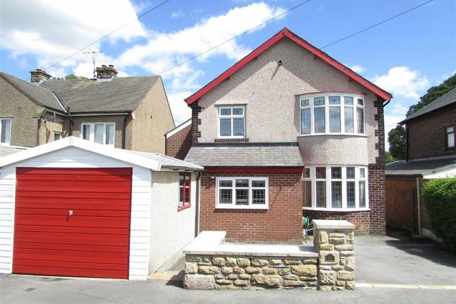 Thumbnail Detached house for sale in Jubilee Road, High Peak, Derbyshire