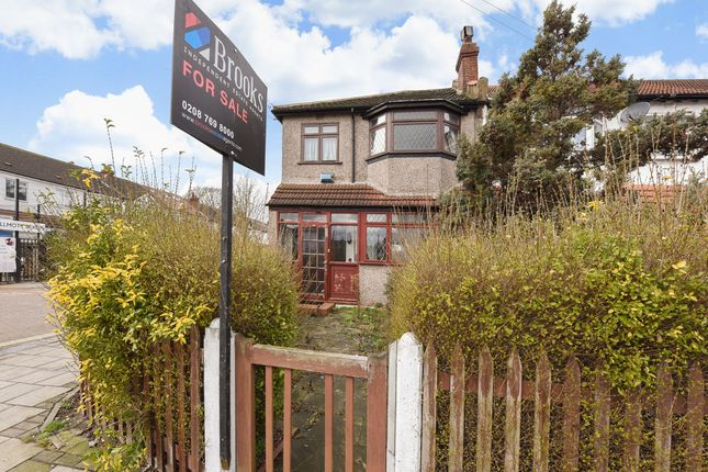 Thumbnail Semi-detached house for sale in Hawkhurst Road, London