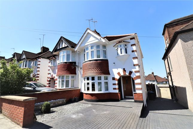Thumbnail Semi-detached house for sale in Buck Lane, London