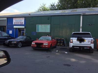 Thumbnail Light industrial to let in Unit 3E, Crossley Industrial Estate, Leyland Road, Penwortham, Preston