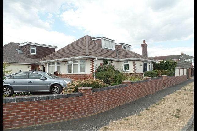 Thumbnail Detached bungalow for sale in Milverton Road, Southampton