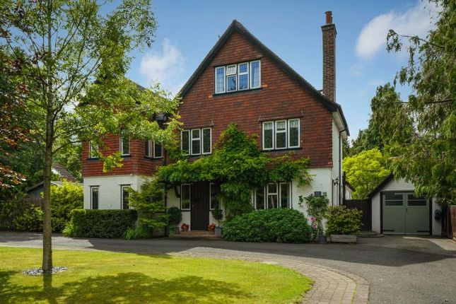 7 bed detached house to rent in Ashley Road, Walton On Thames, Surrey KT12