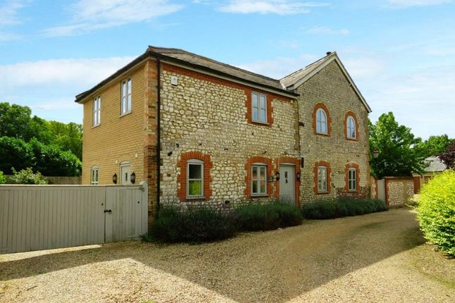 Thumbnail Barn conversion to rent in Old Severalls Road, Methwold Hythe, Thetford