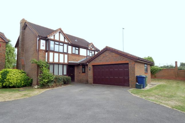Thumbnail Detached house to rent in Yarlington Close, Bishops Cleeve, Cheltenham
