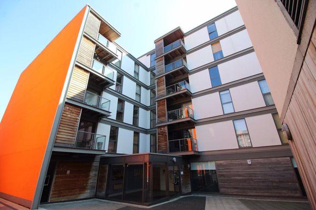 Thumbnail Flat to rent in Merrivale Mews, Milton Keynes