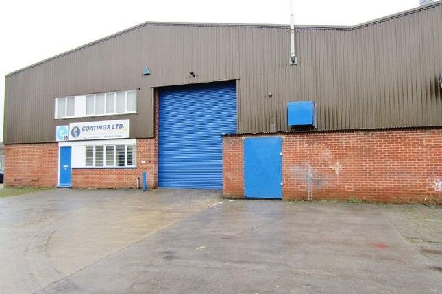 Thumbnail Industrial to let in 10-11 Enderby Road Industrial Estate, Leicester