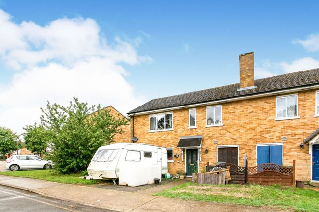 Thumbnail Terraced house for sale in Hoover Place, Shefford
