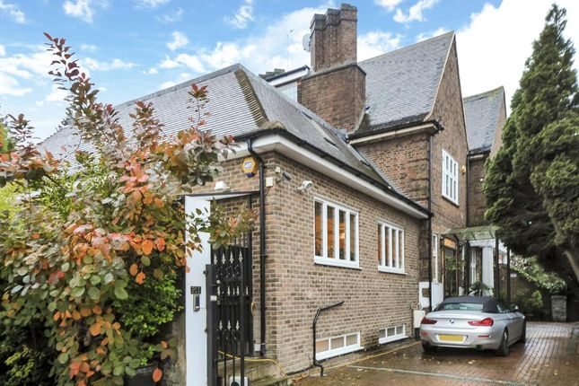 Thumbnail Semi-detached house for sale in Nether Street, Finchley N3,