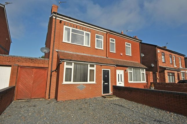 Thumbnail Semi-detached house for sale in Back Compton Road, Southport