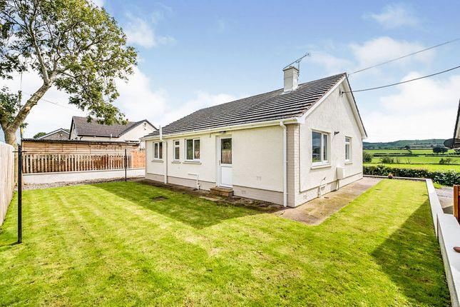 Thumbnail Bungalow for sale in Baggrow, Aspatria, Wigton, Cumbria