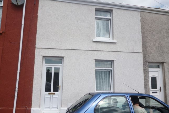 Thumbnail Terraced house to rent in Plasmarl Terrace, Plasmarl Swansea
