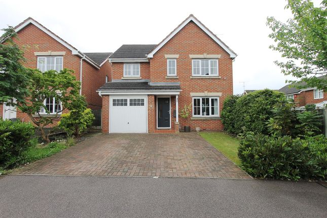 Thumbnail Detached house for sale in Lincoln Way, North Wingfield, Chesterfield