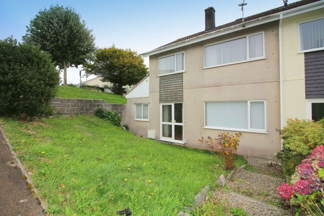 Thumbnail End terrace house for sale in Rashleigh Avenue, Saltash