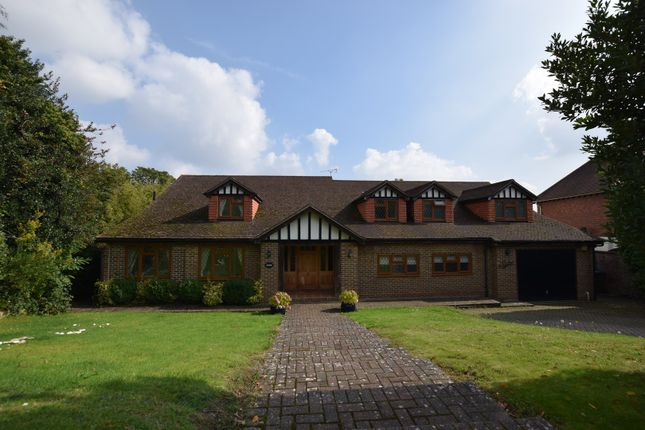 Thumbnail Detached house for sale in Ruxley Crescent, Esher