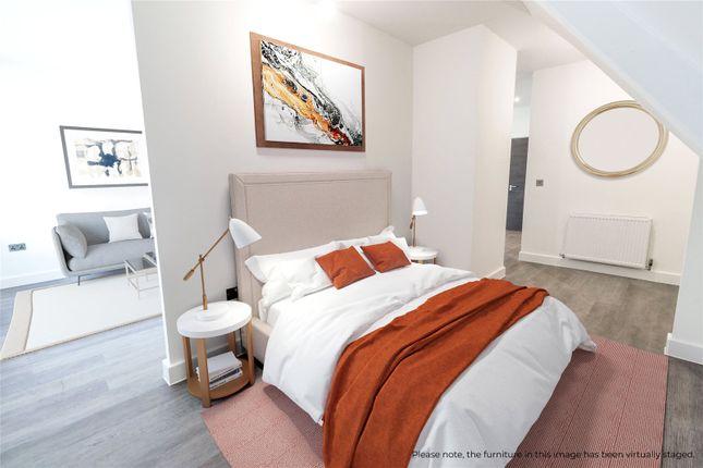 Bedroom Area of Princes Gate, Solihull, West Midlands B91