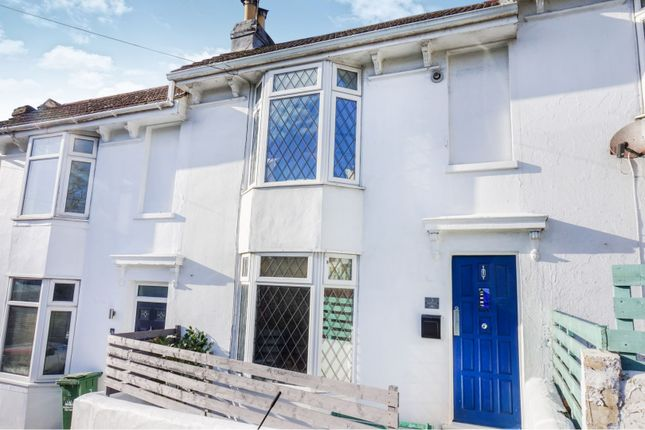 Thumbnail Terraced house for sale in Popes Folly, Brighton