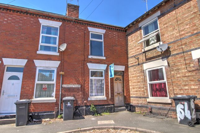 Thumbnail Terraced house for sale in Bainbrigge Street, Derby